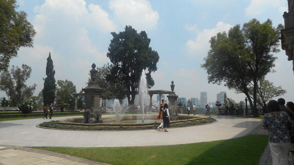 mexico-chateau-chapultepec